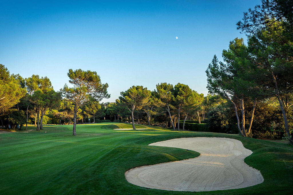 Parcours du Golf International de Pont Royal
